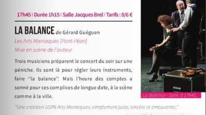 Festival Scènes de mars Chartres de Bretagne